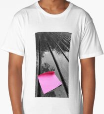 POST IT Long T-Shirt