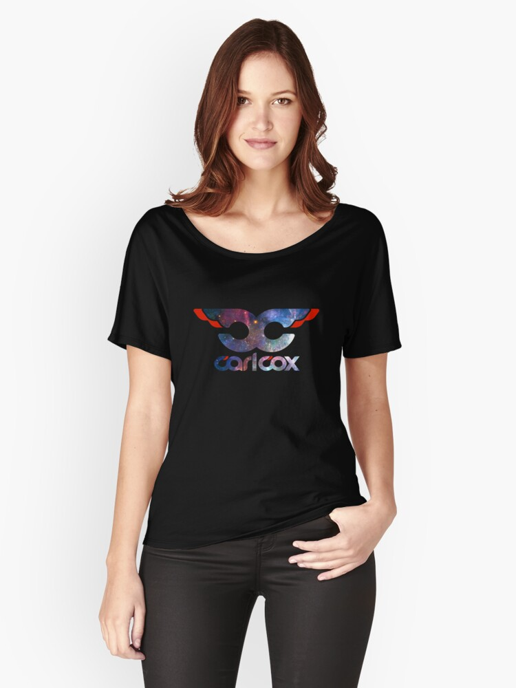 carl cox dj tshirt Women's Relaxed Fit T-Shirt Front