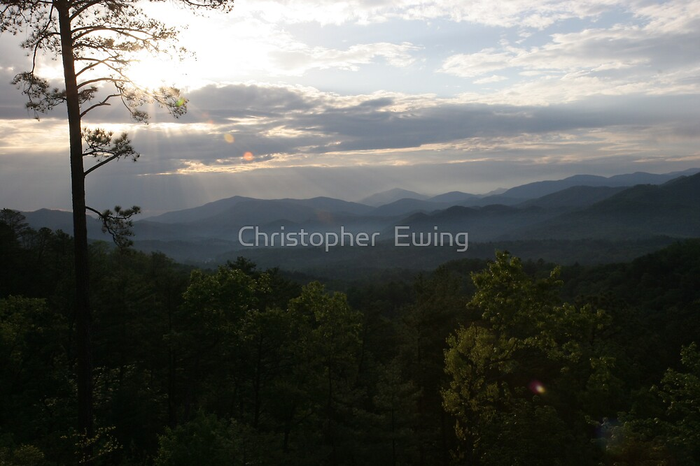 good morning from townsend by Christopher  Ewing