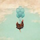 Chickens Can't Fly (RM) by Vin  Zzep