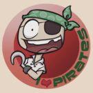 Pirate Love by dooomcat