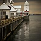 Geelong ~ down by the Waterfront  by Lisa  Kenny