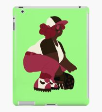 Sporty girl iPad Case/Skin