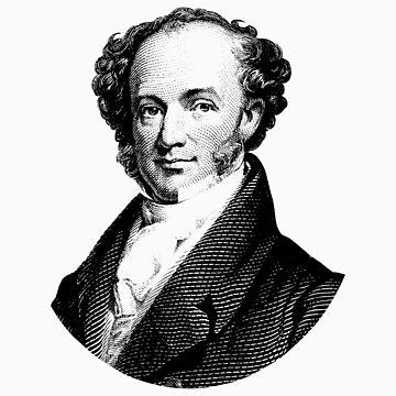 President Martin Van Buren Graphic by warishellstore