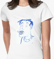 Smoker - Clothing Womens Fitted T-Shirt