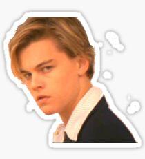 Romeo & Juliet | Leonardo DiCaprio Sticker