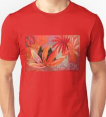 red jungle T-Shirt