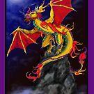 Asian Dragon by Stephanie Small