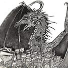 Dragon by Stephanie Small