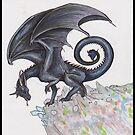 Black Dragon by Stephanie Small