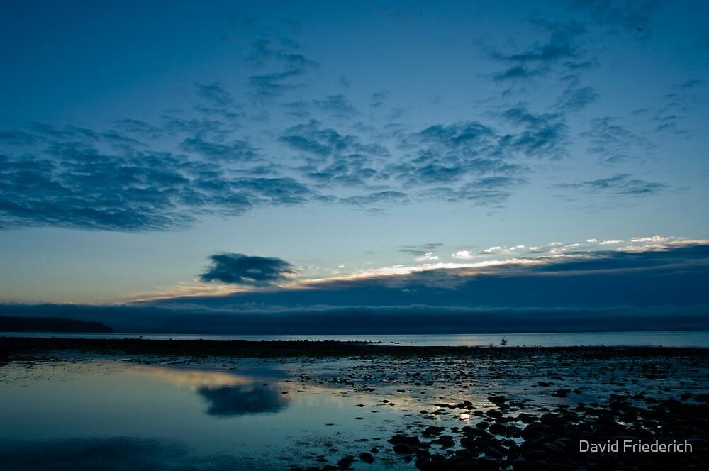 Near Sunrise by David Friederich