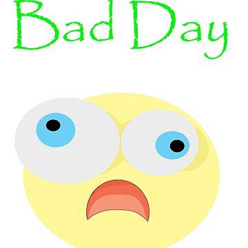 Bad Day by vampibunni