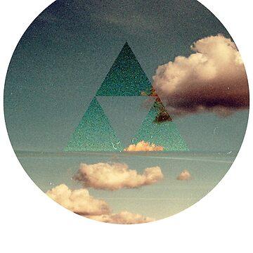 Triforce Clouds de FreakC