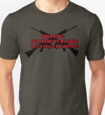 Slot Floppies Unisex T-Shirt