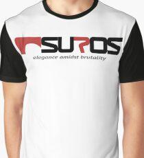 DinosRAWR Destiny Game Suros Regime Elegance  Graphic T-Shirt