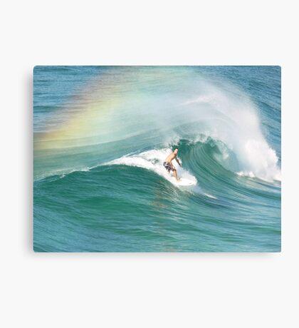Surfie Canvas Print