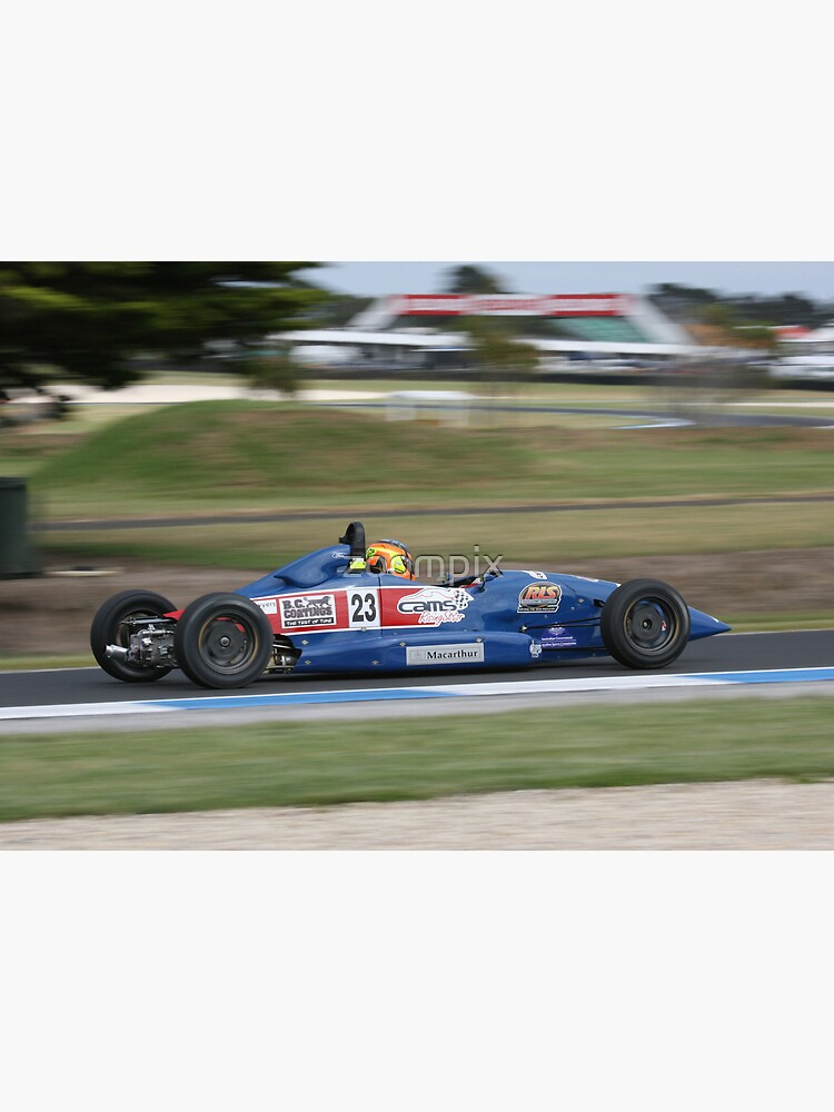 Flying Formula Ford by zoompix