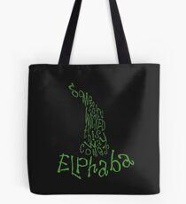 Elphaba Tote Bag