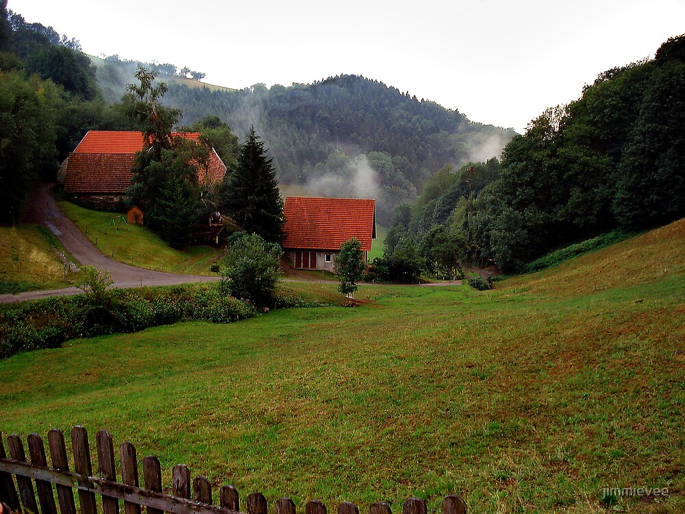 The Black Forest Life by jimmievee
