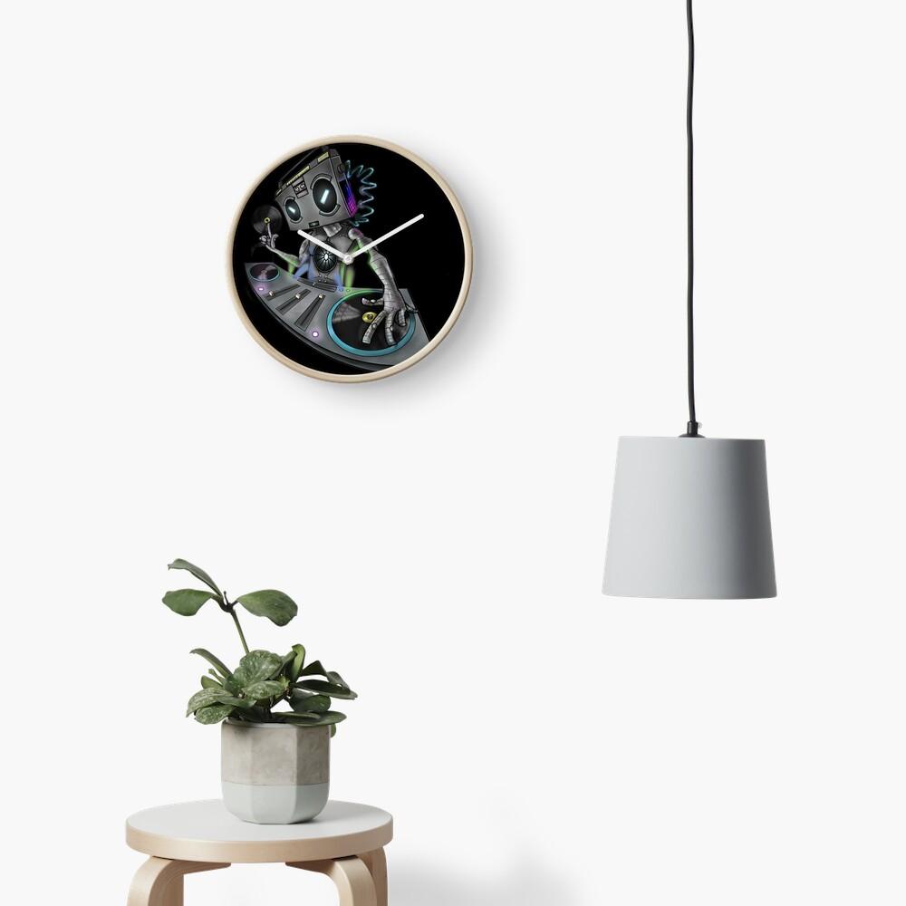 DJ Stereohead Clock