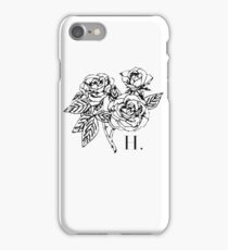 rose H. iPhone Case/Skin
