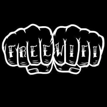 Free Wifi  by MetalDoggy