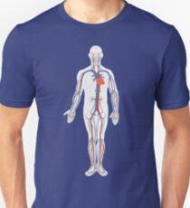 Human Body Anatomy T-Shirt