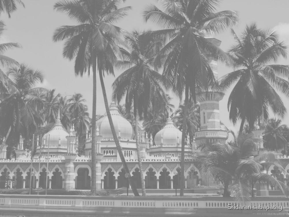 Cultural building by Sridaran sabapathy