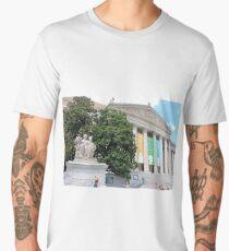 Archives Of The United States Of America -- Constitution Avenue Men's Premium T-Shirt