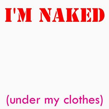 Naked by vampibunni