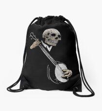 Skullboys' Banjo Blues Drawstring Bag