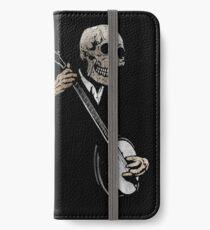Skullboys' Banjo Blues iPhone Wallet/Case/Skin