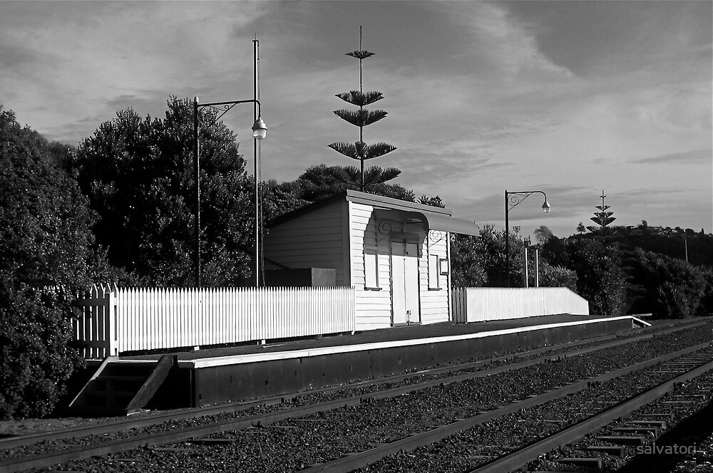 No Train Today by salvatori