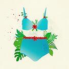 The Bikini Series: Honolulu by Sybille Sterk