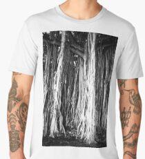 Waikiki Trees Men's Premium T-Shirt