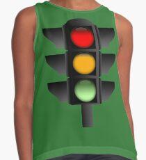 Traffic Lights Contrast Tank