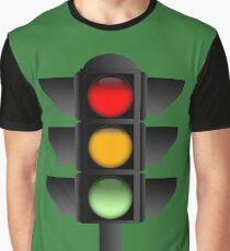 Traffic Lights Graphic T-Shirt