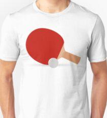 Ping Pong, Bat & Ball T-Shirt