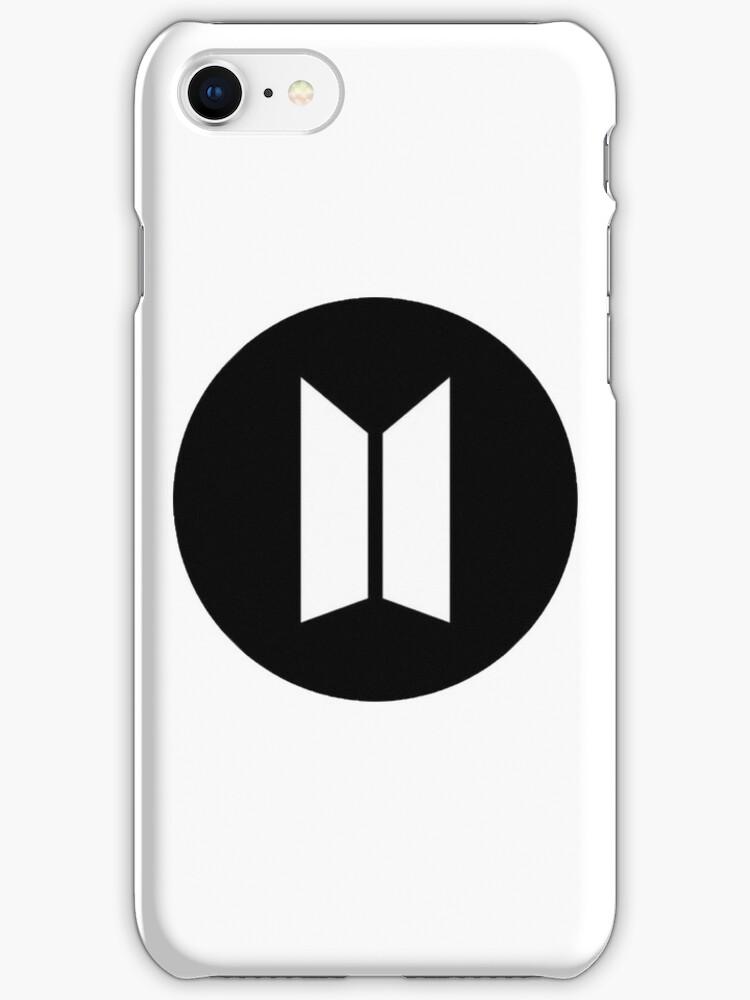 BTS Beyond the scene Logo Black by Twentyfan