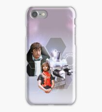 Doctor Who - The Krotons iPhone Case/Skin