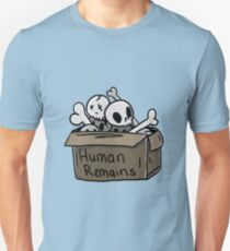 Human Remains Unisex T-Shirt