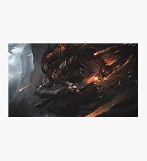 league of legends-night bringer yasuo Photographic Print