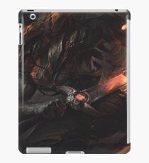 league of legends-night bringer yasuo iPad Case/Skin