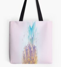 Pink Pineapple Rush Tote Bag