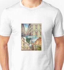 Annecy - Urban Montage 5 T-Shirt
