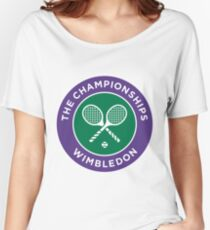 Wimbledon Women's Relaxed Fit T-Shirt