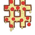 Hashtag Pizza by giovonni808