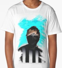 Ed Sheeran is coming to Newcastle Long T-Shirt