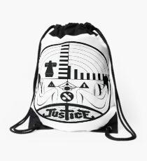 Justice Drawstring Bag