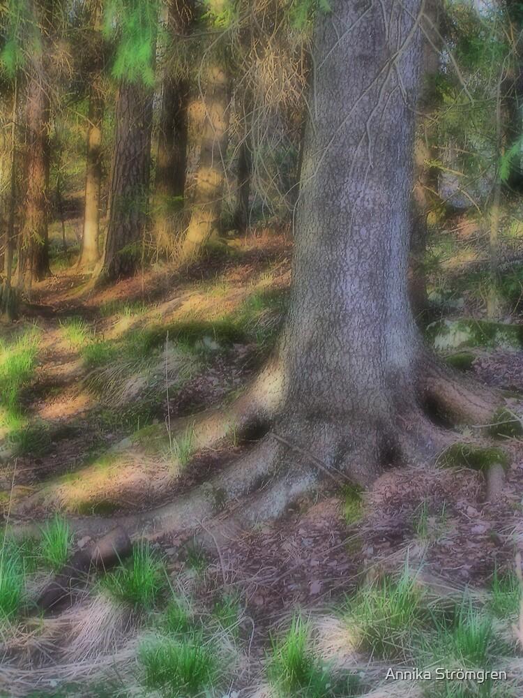 Fairytale forest by Annika Strömgren